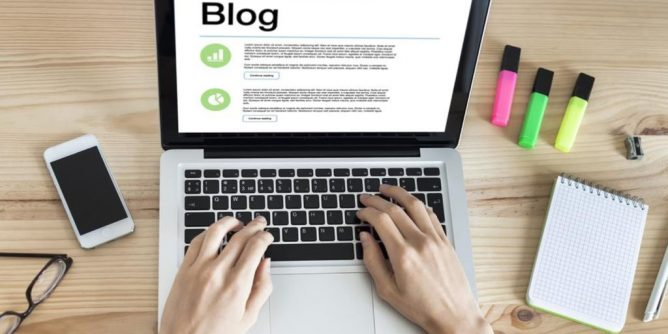 How To Write A Blog?