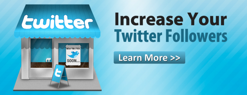 How to increase Twitter followers?