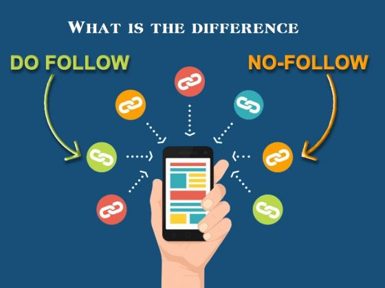 Difference between DoFollow and NoFollow Links