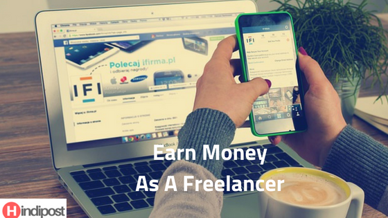 How to Earn Money From Freelancer